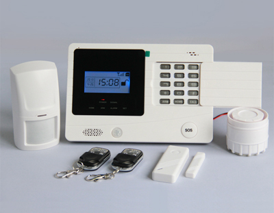 Wireless GSM Alarm System